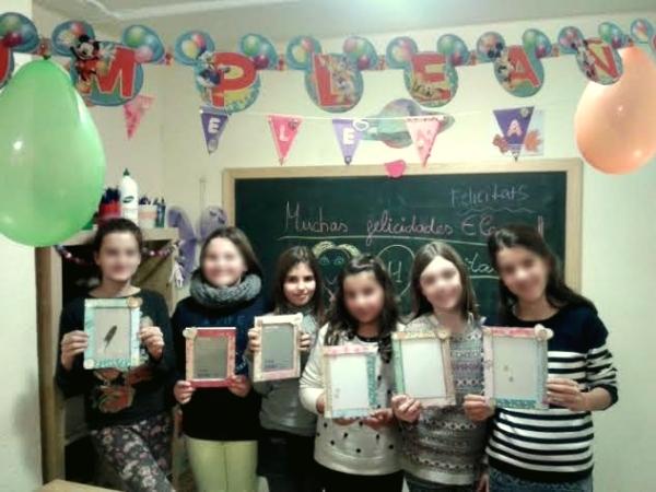 taller festa Elena