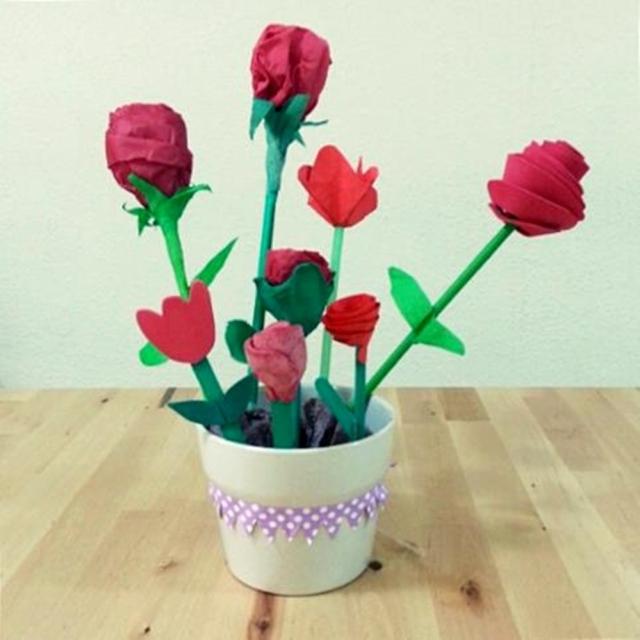taller roses sant jordi