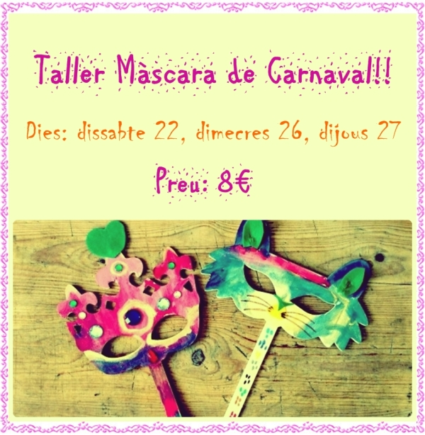 taller carnaval